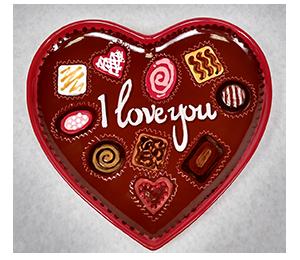 Montgomeryville Valentine's Chocolate