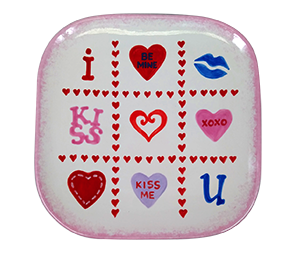 Montgomeryville Valentine's Tic Tac Toe