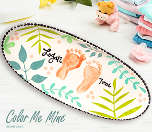 Montgomeryville Tropical Baby Tray