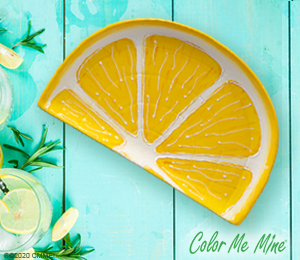 Montgomeryville Lemon Wedge