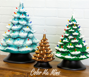 Montgomeryville Vintage Christmas Trees