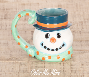 Montgomeryville Snowman Mug