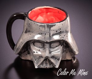 Montgomeryville Darth Vader Mug