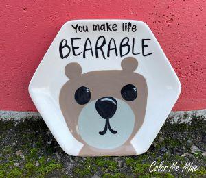 Montgomeryville Bearable Plate
