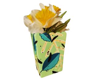 Montgomeryville Leafy Vase