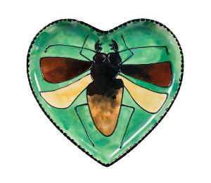Montgomeryville Titan Beetle Plate
